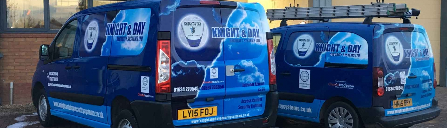 Fleet Wrapping Kent